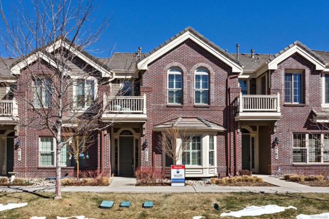 9173 Kornbrust Drive, Lone Tree, CO 80124 (#4011360) :: Compass Colorado Realty