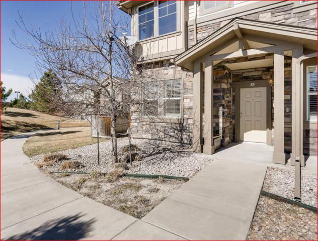 24586 E Calhoun Place B, Aurora, CO 80016 (MLS #4011433) :: Kittle Real Estate