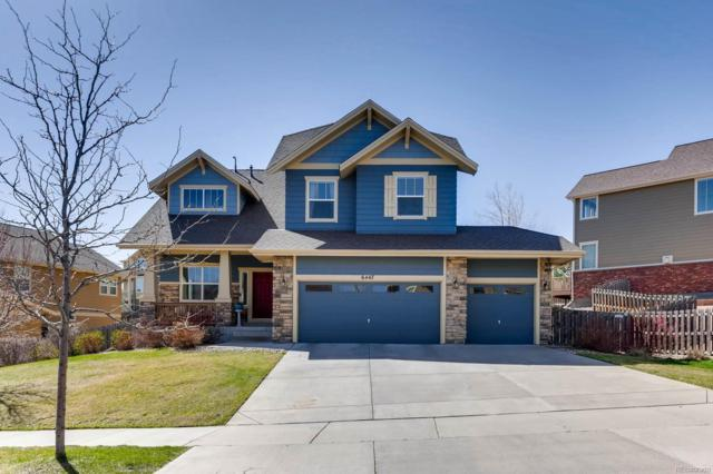 6447 S Oak Hill Circle, Aurora, CO 80016 (#4011773) :: The Pete Cook Home Group