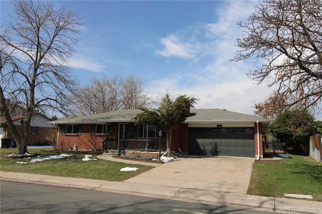 4471 S Utica Street, Denver, CO 80236 (#4011825) :: The Healey Group