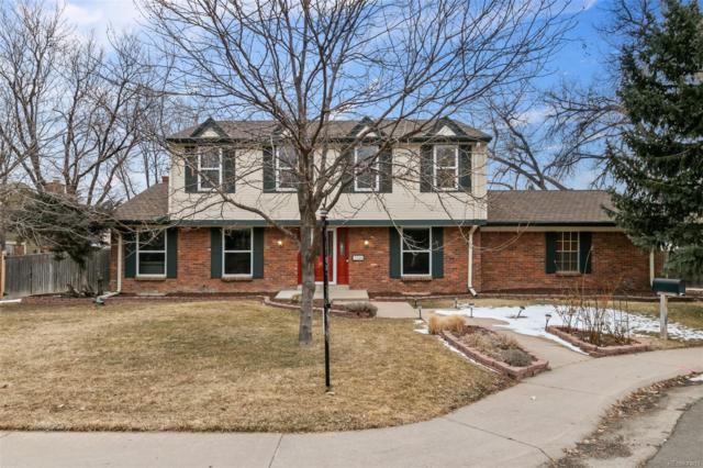 3844 S Xenia Street, Denver, CO 80237 (MLS #4011869) :: Kittle Real Estate