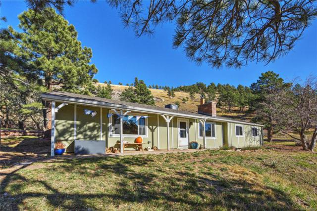 5384 Olde Stage Road, Boulder, CO 80302 (#4012047) :: 5281 Exclusive Homes Realty