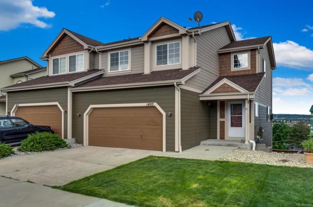 1405 Willow Oak Road, Castle Rock, CO 80104 (#4012393) :: The Heyl Group at Keller Williams