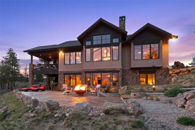 15100 Quandary Peak Road, Pine, CO 80470 (#4012458) :: Wisdom Real Estate