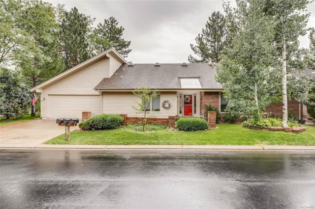 7103 Cedarwood Circle, Boulder, CO 80301 (#4012622) :: The Galo Garrido Group