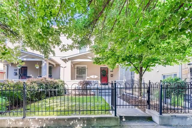 1049 N Corona Street, Denver, CO 80218 (MLS #4013043) :: Wheelhouse Realty