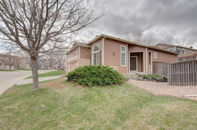 10234 Spotted Owl Avenue, Highlands Ranch, CO 80129 (#4013180) :: Keller Williams Action Realty LLC