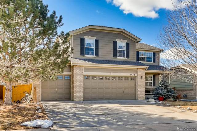 1452 Cherry Place, Erie, CO 80516 (#4013290) :: Hudson Stonegate Team