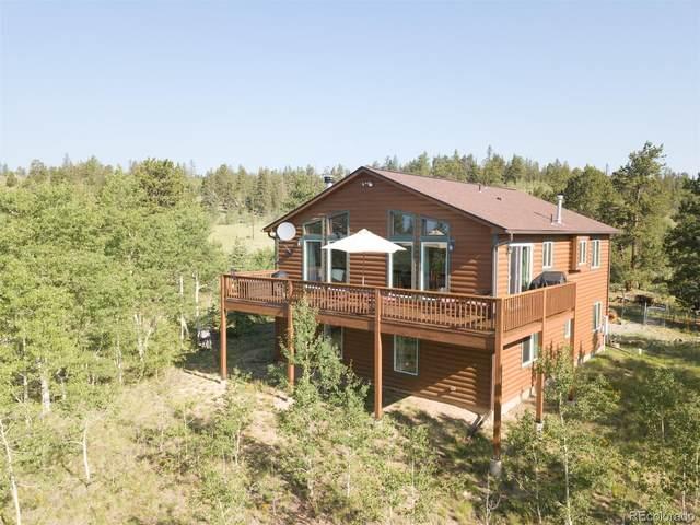 1213 Ute Trail, Como, CO 80432 (#4013749) :: Venterra Real Estate LLC