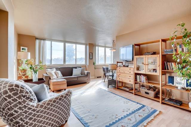 1196 N Grant Street #408, Denver, CO 80203 (#4013771) :: RazrGroup