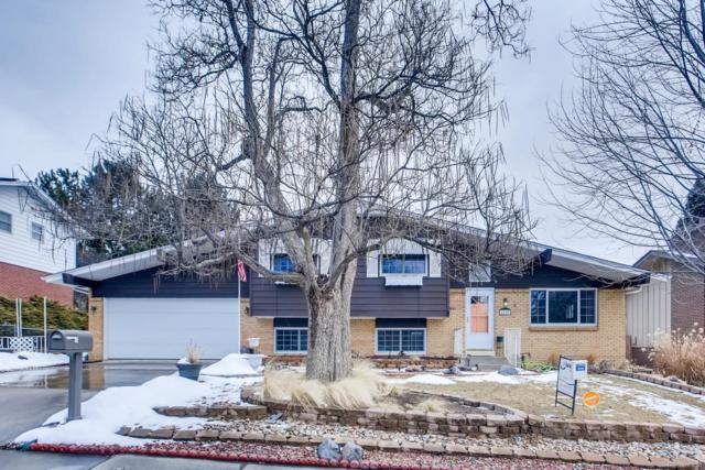 2720 S Newland Street, Denver, CO 80227 (MLS #4013941) :: 8z Real Estate