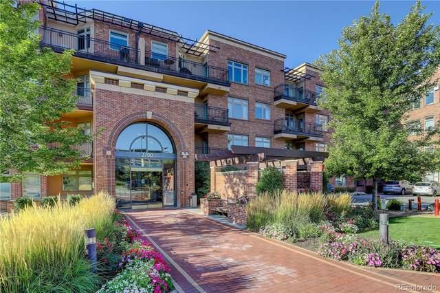 2700 E Cherry Creek South Drive S #111, Denver, CO 80209 (MLS #4013982) :: Keller Williams Realty