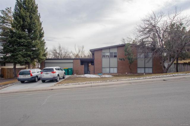 13480 W Ohio Avenue, Lakewood, CO 80228 (MLS #4014176) :: 8z Real Estate