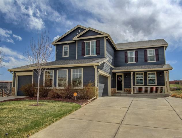 22056 E Pennwood Circle, Centennial, CO 80015 (#4014713) :: The Peak Properties Group