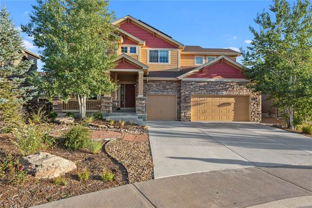 8780 Flora Court, Arvada, CO 80005 (MLS #4015670) :: 8z Real Estate