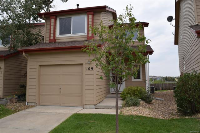 109 Huntley Creek Court, Erie, CO 80516 (#4015716) :: The DeGrood Team
