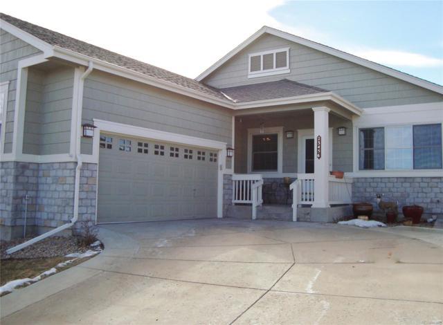 23456 E Canyon Place, Aurora, CO 80016 (#4015719) :: The HomeSmiths Team - Keller Williams