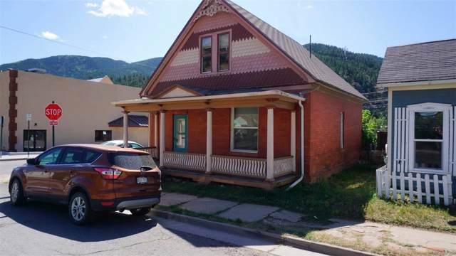 1047 Miner Street, Idaho Springs, CO 80452 (#4015944) :: The DeGrood Team