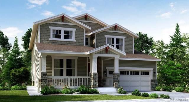 3055 E 160th Place, Thornton, CO 80602 (#4016110) :: Venterra Real Estate LLC
