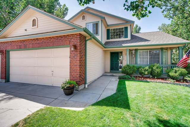 11720 E 114th Place, Commerce City, CO 80640 (#4016263) :: The DeGrood Team