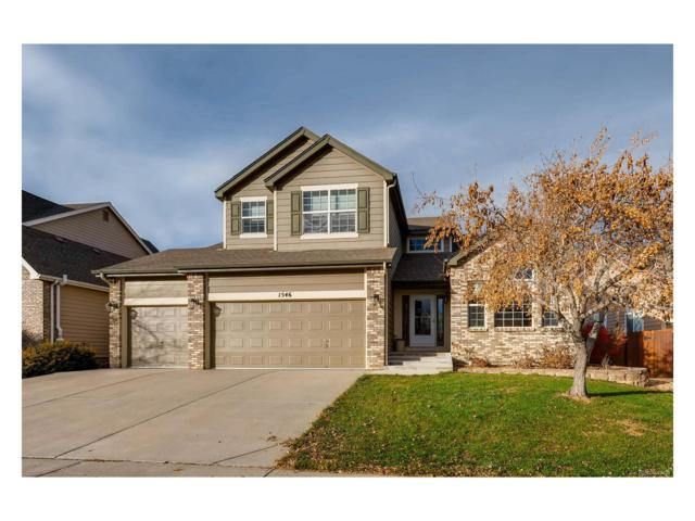 1546 Harlequin Drive, Longmont, CO 80504 (#4016649) :: The Healey Group