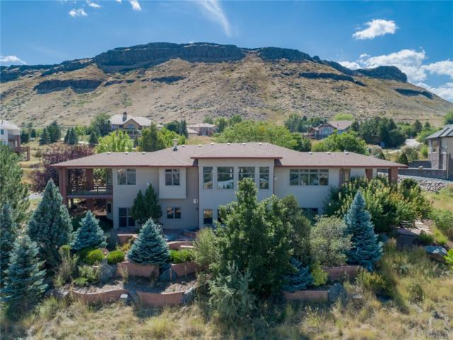 17401 W 54th Place, Golden, CO 80403 (#4016729) :: The Peak Properties Group
