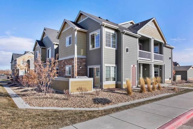15800 E 121st Avenue O5, Commerce City, CO 80603 (#4017016) :: The Peak Properties Group