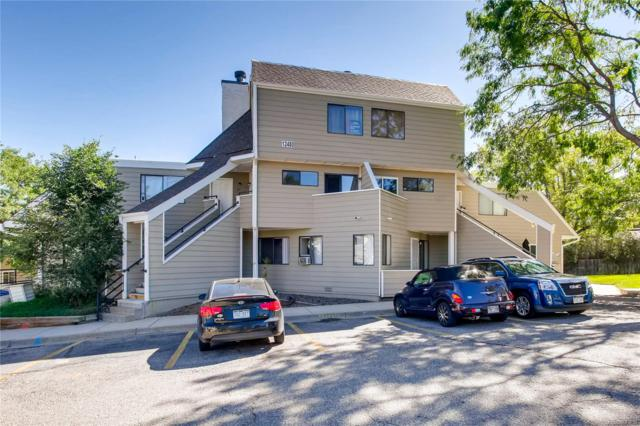 12480 W Nevada Place #212, Lakewood, CO 80228 (MLS #4017161) :: 8z Real Estate