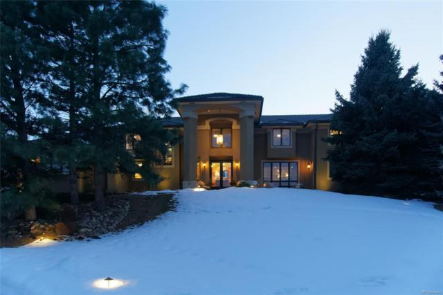 12 Mountain Cedar Lane, Littleton, CO 80127 (#4017276) :: Mile High Luxury Real Estate