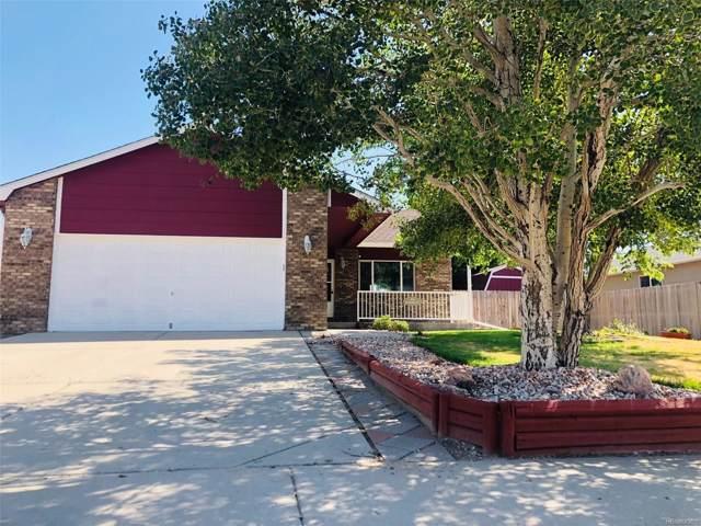 408 Suzann Street, Wiggins, CO 80654 (#4017313) :: The Peak Properties Group