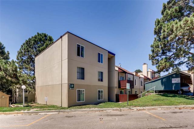 9995 E Harvard Avenue #251, Denver, CO 80231 (MLS #4017422) :: 8z Real Estate