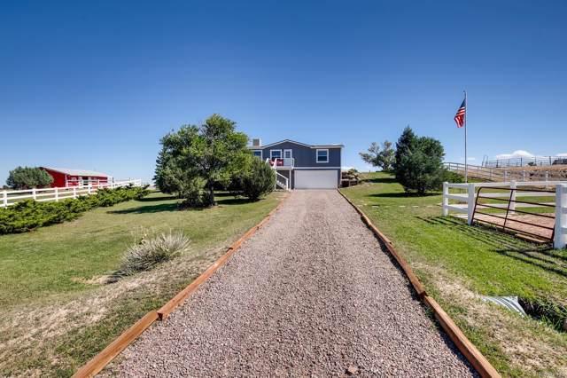 38948 Kittridge Place, Elizabeth, CO 80107 (MLS #4017590) :: 8z Real Estate