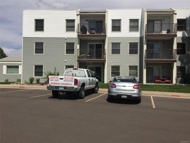 1383 W 88th Avenue #108, Thornton, CO 80260 (MLS #4017660) :: 8z Real Estate