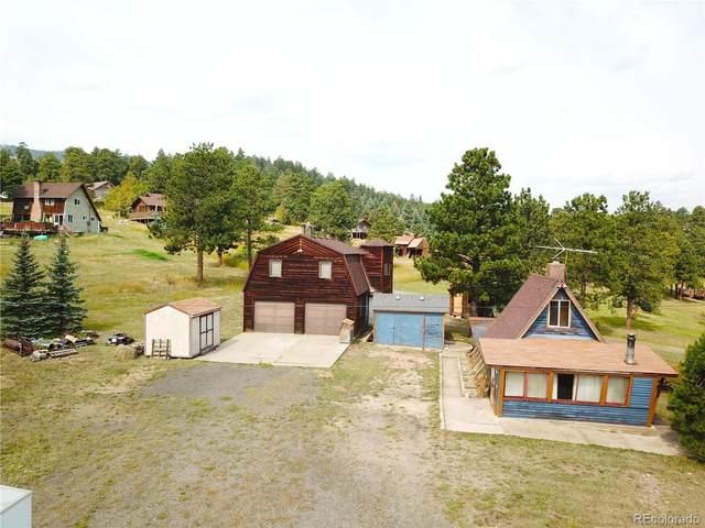 11589 Ranch Elsie Road, Golden, CO 80403 (#4017760) :: The Margolis Team