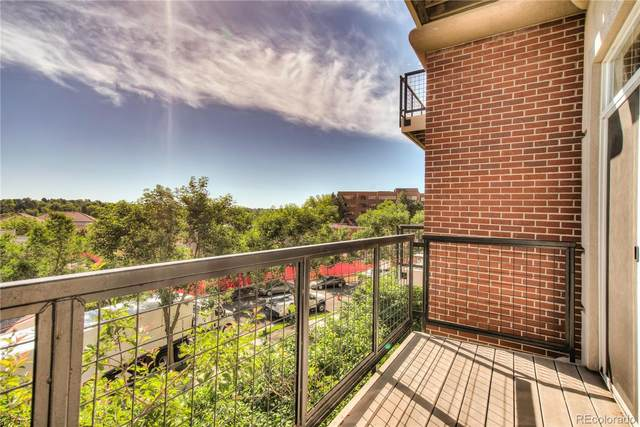 5677 S Park Place Avenue 204D, Greenwood Village, CO 80111 (#4018106) :: The Healey Group