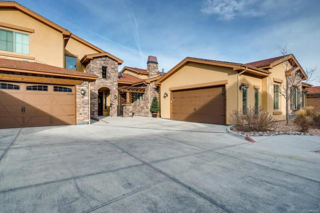2195 Primo Road C, Highlands Ranch, CO 80129 (#4018933) :: The Galo Garrido Group