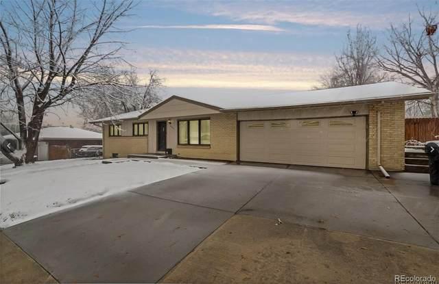 2843 S Wolff Street, Denver, CO 80236 (MLS #4018937) :: 8z Real Estate