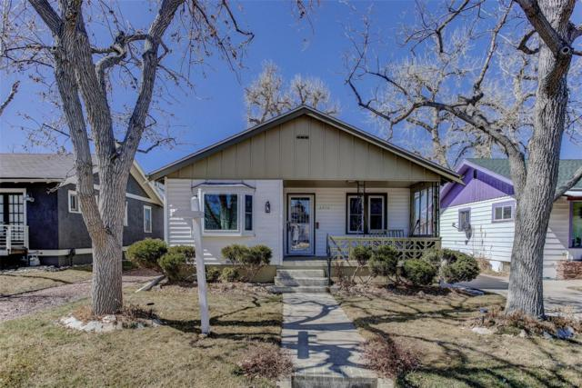 2275 S Emerson Street, Denver, CO 80210 (#4018946) :: The Heyl Group at Keller Williams