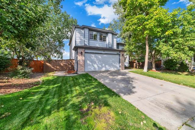 10645 Hyacinth Court, Highlands Ranch, CO 80129 (#4019095) :: The HomeSmiths Team - Keller Williams