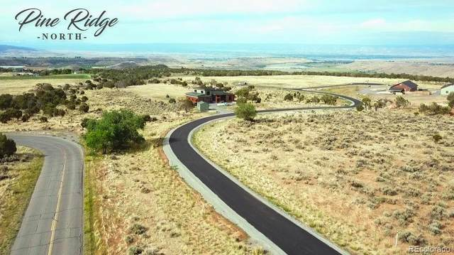 Lot 4 Pine Ridge Road, Cedaredge, CO 81413 (#4019139) :: The Gilbert Group