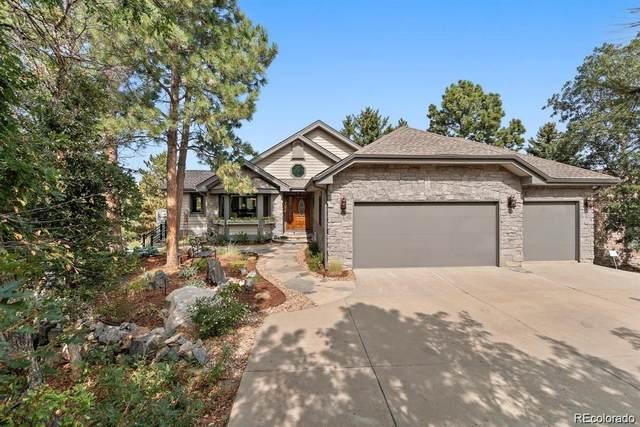 39 Tilly Lane, Castle Pines, CO 80108 (MLS #4019331) :: 8z Real Estate