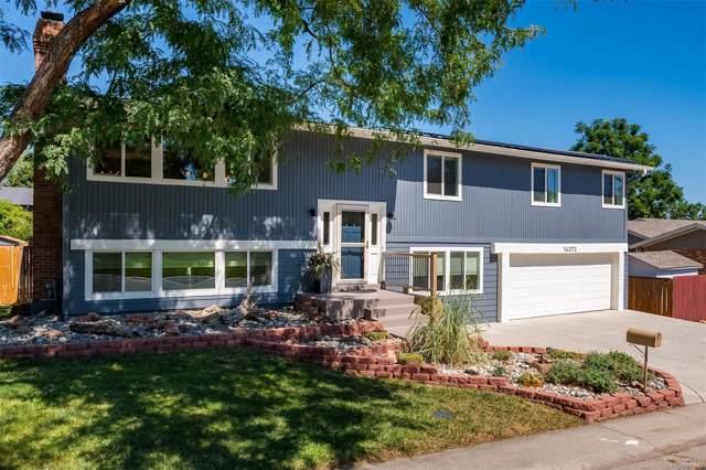 14373 W 3rd Avenue, Golden, CO 80501 (MLS #4019458) :: 8z Real Estate