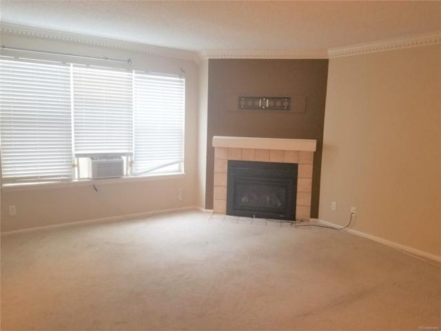 5702 W Asbury Place #203, Lakewood, CO 80227 (#4019558) :: HomeSmart Realty Group