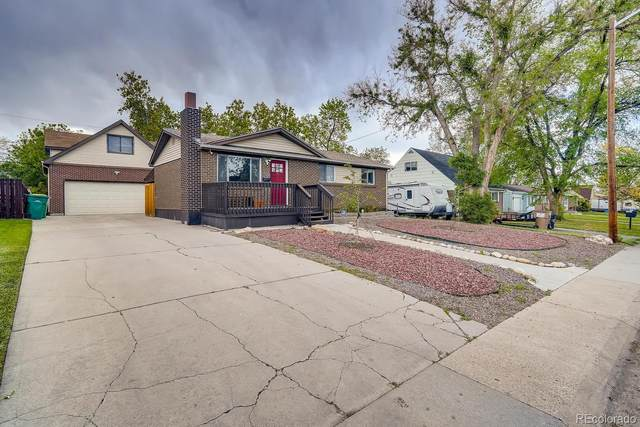 7251 Vrain Street, Westminster, CO 80030 (#4019567) :: The Harling Team @ Homesmart Realty Group