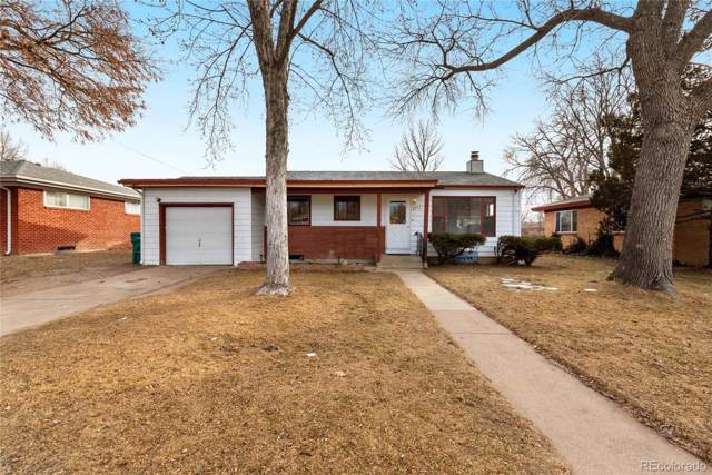 2512 13th Avenue, Greeley, CO 80631 (#4019798) :: The DeGrood Team