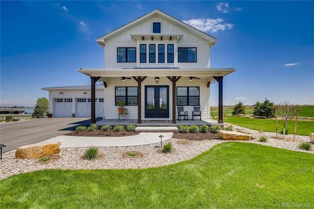 5378 County Road 32, Mead, CO 80504 (#4020326) :: The DeGrood Team