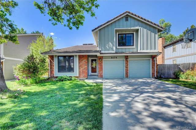 8174 W 81st Drive, Arvada, CO 80005 (#4020483) :: The Griffith Home Team