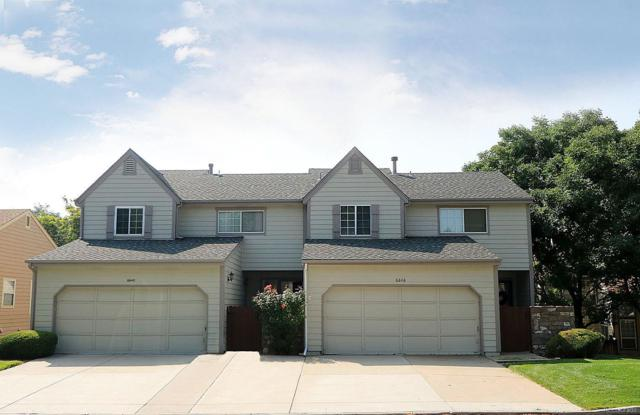 6640 S Yukon Way, Littleton, CO 80123 (#4021254) :: Structure CO Group