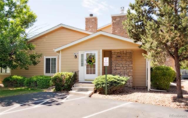 8417 Everett Way D, Arvada, CO 80005 (#4021329) :: Kimberly Austin Properties