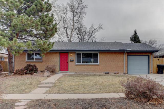 1992 S Tennyson Street, Denver, CO 80219 (MLS #4021474) :: Kittle Real Estate